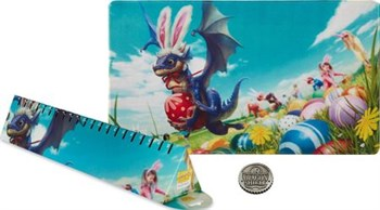 Dragon Shield: Playmat Easter Dragon