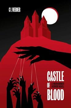 """Книга в мягкой обложке """"Замок крови"""""""