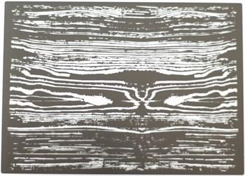 Трафарет нанесения текстуры дерева
