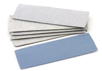 Наждачная бумага на липучке, P5000, 30x90 мм, 6 шт.
