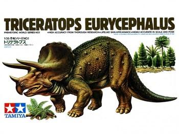1/35 Triceratops Eurycephalus