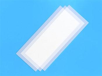 Набор шлифовальной бумаги (на основе полиэстровой пленки) (Fine Lapping Film) c зернистостью #2000 - 3шт.