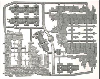 Технолог: Руины малые (замок)