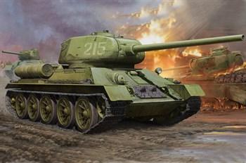 Soviet T-34/85  (1:16)