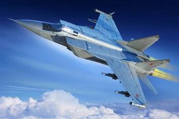 Сборная модель Russian M-31m Foxhound  (1:48) Hobby Boss