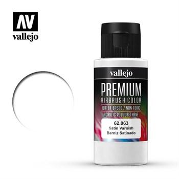(!) Premium Airbrush Satin Varnish 60 ml.