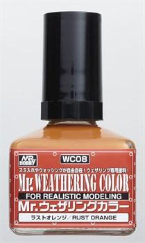 (!) Краска 40мл MR.WEATHERING COLOR WC08