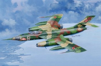 Сборная модель Russian Ya-28pp Brewer-E  (1:48) Hobby Boss