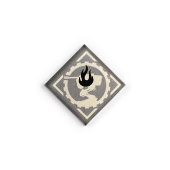 Маркер Немецкий – критического попадания – Возгорание