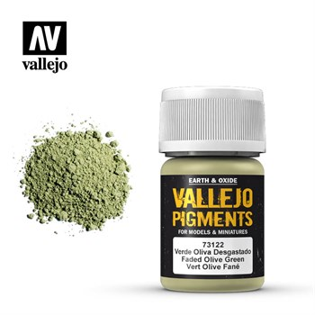 Pigments Faded Olive Green 35 ml.
