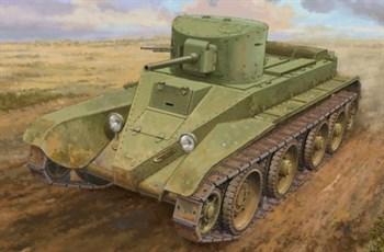 Сборная модель Soviet Bt-2 Tank(Medium)  (1:35) Hobby Boss