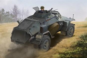Сборная модель Бтр German Sd.Kfz.221 Leichter Panzerspahwagen (1st Series)  (1:35) Hobby Boss