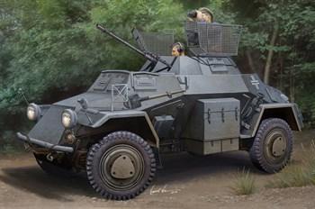 Сборная модель Бтр German Sd.Kfz.222 Leichter Panzerspahwagen (1st Series)  (1:35) Hobby Boss
