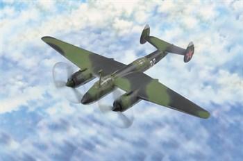 Сборная модель Soviet T-2 Bomber  (1:72) Hobby Boss