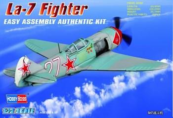 Сборная модель L-7 Fighter  (1:72) Hobby Boss