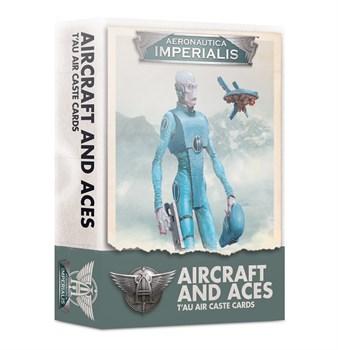 Aircraft & Aces T'au Air Caste Cards