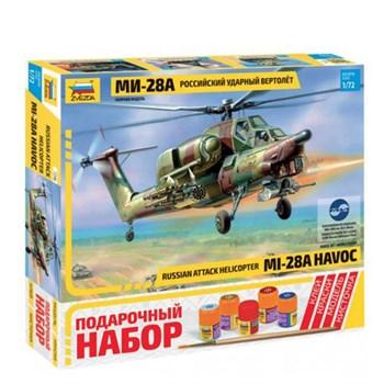 """Подарочный набор  Вертолет """"Ми-28"""""""