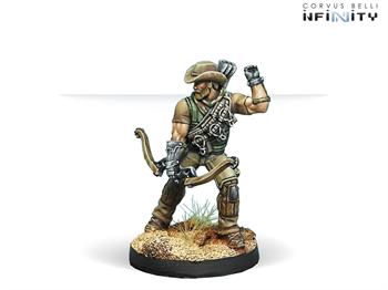 Hardcases, 2nd Irregular Frontiersmen Battalion (Ariadna)