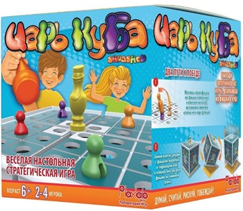 Настольная игра: PlayLab: Царь Куба
