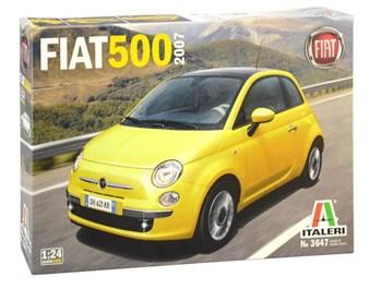Fiat 500 (2007)  (1:24)