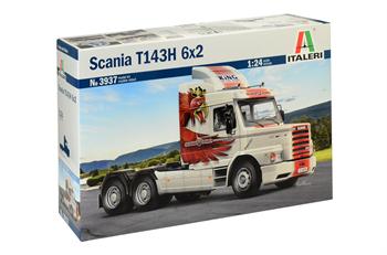 Сборная модель Scania T143h 6x2  (1:24) ITALERI S.p.A.