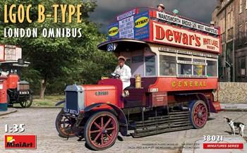 Lgoc B-Type London Omnibus  (1:35)