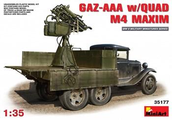 AAA w/QUAD M4 MAXIM  (1:35)