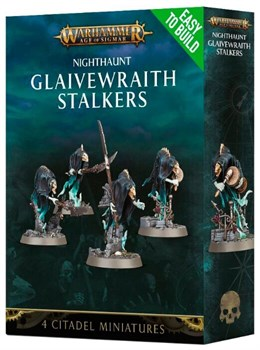 Easy To Build Glaivewraith Stalkers Age of Sigmar