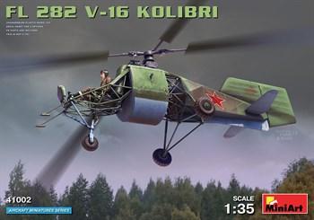 Самолёт  Fl 282 V-16 KOLIBRI  (1:35)