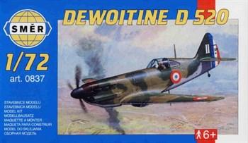 Девуатин D 520 (1:72)