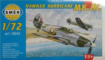 Самолёт  Самолет  Хаукер Харрикейн MK.IIC (1:72)
