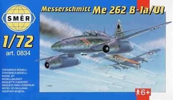 Самолёт  Самолёт  Messerschmitt Me 262 B-1a/U1 (1:72)