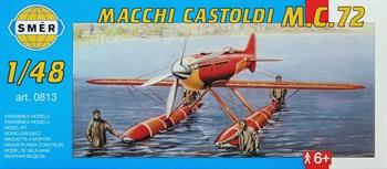 Самолёт  Самолёт  Macchi M.C. 72 (1:48)