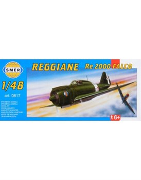 Самолёт  Самолёт  Reggiane Re 2000 Falco (1:48)