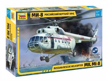 """Вертолет """"Ми-8МЧС"""""""