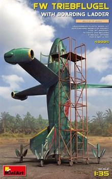 Fw Triebflugel With Boarding Ladder  (1:35)