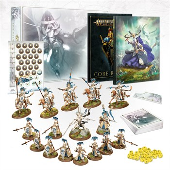 Lumineth Realm-Lords Launch Set (eng) Age of Sigmar