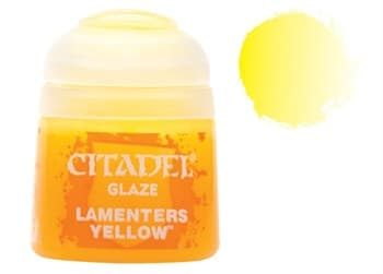 Glaze: Lamenters Yellow (12ml)