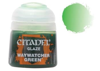 Waywatcher Green