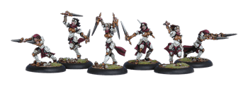Protectorate Daughters of the Flame BOX