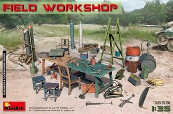 Наборы для диорам  Field Workshop  (1:35)