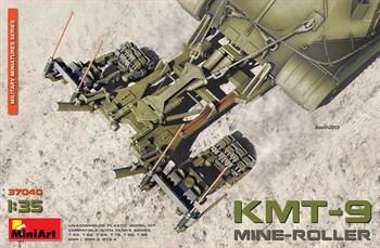 Дополнения из пластика  KMT-9 Mine Roller  (1:35)