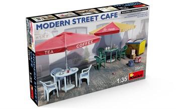 Наборы Для Диорам  Modern Street Cafe  (1:35)