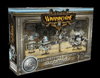 Convergence Battlegroup Starter BOX