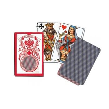 1133 Игральные карты Русский стандарт, 55 листов