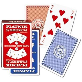 1331 Игральные карты Симметрия, 55 листов