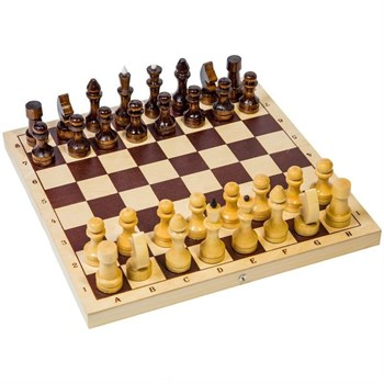 611 / D-1 Шахматы походные (230 х 115 х 45)