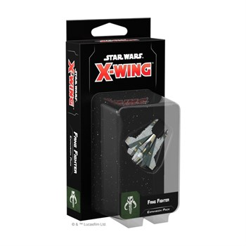Star Wars X-Wing 2nd Ed: Fang Fighter