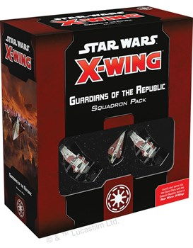 Star Wars X-Wing 2nd Ed: Guardians of the Republic