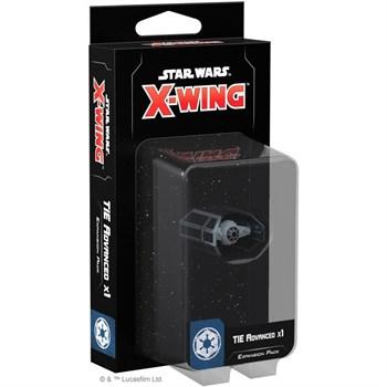 Star Wars X-Wing 2nd Ed: TIE Advanced x1